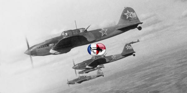 Штурмовик Ил-2 — к очередной годовщине первого полёта первого серийного образца