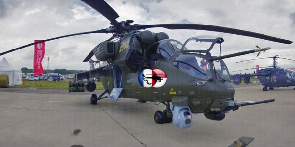 Ми-35М: модернизация легенды