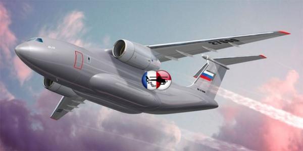 Ил-276 одновременно с государственными пройдёт и сертификационные испытания