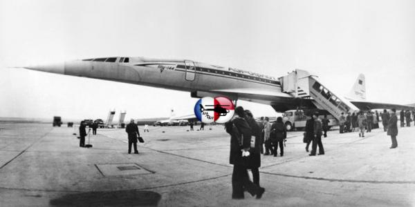 Рейс №499 Москва-Алма-Ата — первый пассажирский на сверхзвуковом Ту-144