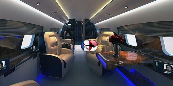 Вертолёты в VIP-комплектации — ниша узкая, но востребованная