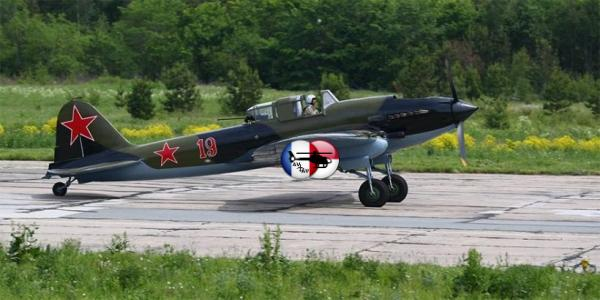 В Новосибирске до лётного состояния восстановлен штурмовик Ил-2