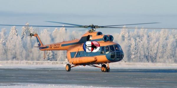 Ми-8 — самый массовый вертолёт-легенда