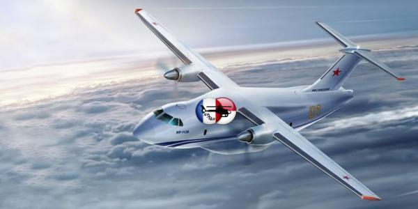 Ил-112В прошёл испытания на герметичность и влагозащищённость