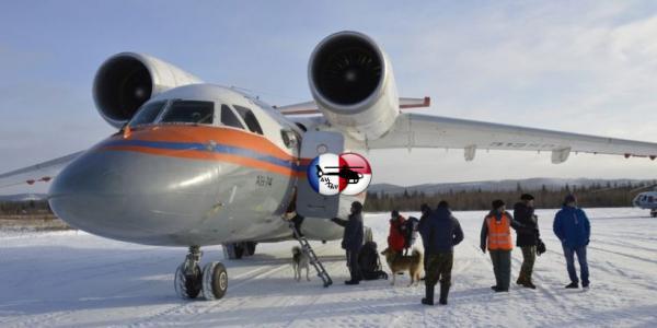 История спасения выжившей в крушении самолёта L-410 девочки