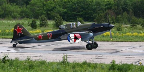 78 лет назад состоялся первый полёт легендарного штурмовика Ил-2