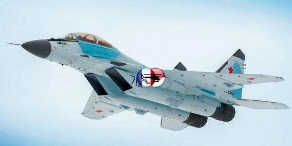 МиГ-35 — лёгкий многофункциональный истребитель