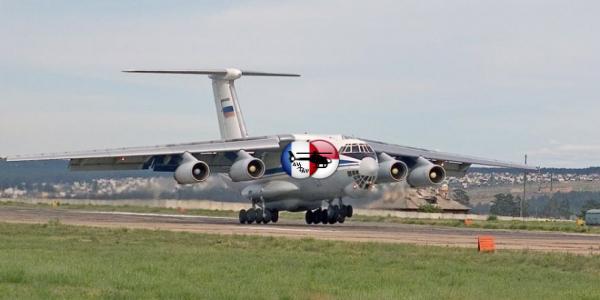 Сегодня — очередная годовщина первого полета Ил-76МД